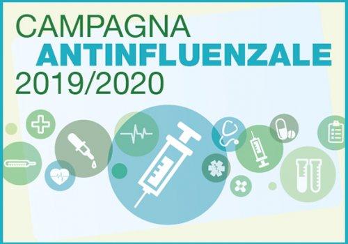 Campagna vaccinale antinfluenzale 2019-2020.